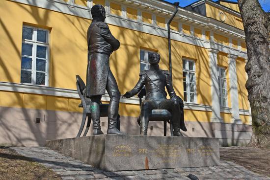 Turku - Hallitsijoiden kohtaaminen
