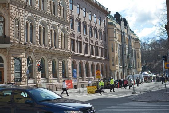 Turku - katunäkymä 3