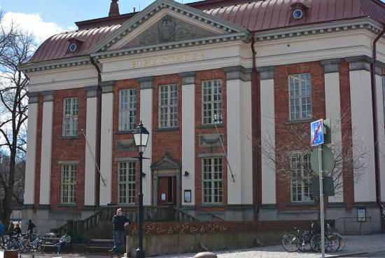 Turku - kirjastotalo
