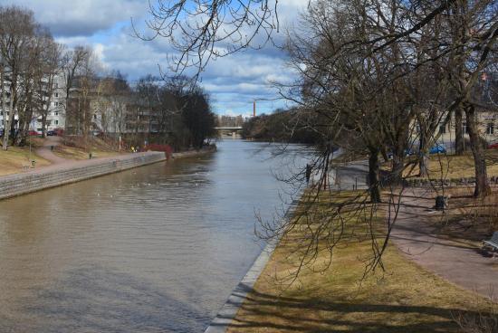 Turku - Aurajoki