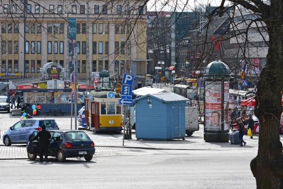 Turku - torielämää