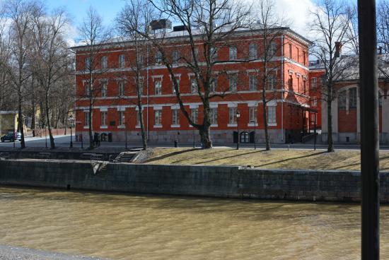 Turku - vanha rakennus 1